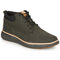 Shoes Men Hi top trainers Timberland CROSS MARK PT CHUKKA Grey / Dark