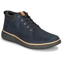 Shoes Men Hi top trainers Timberland CROSS MARK PT CHUKKA Blue