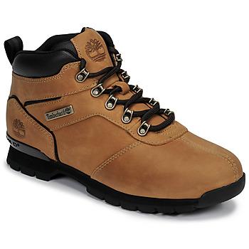 Shoes Men Mid boots Timberland SPLITROCK 2 Wheat