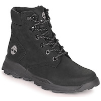 Shoes Children Hi top trainers Timberland BROOKLYN SNEAKER BOOT Black