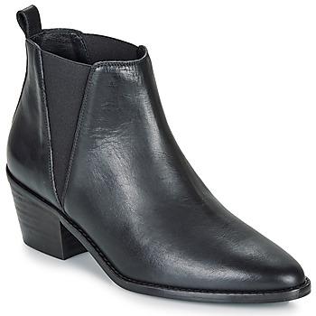 Shoes Women Mid boots Castaner GABRIELA Black