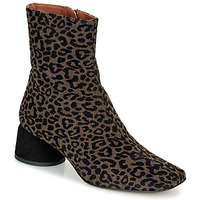 Shoes Women Mid boots Castaner LILO Brown