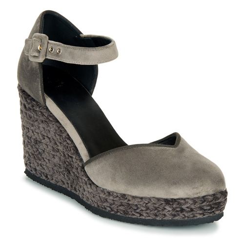 Shoes Women Heels Castaner CANEI Grey