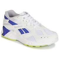 Shoes Men Low top trainers Reebok Classic AZTREK White / Blue
