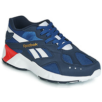 Shoes Men Low top trainers Reebok Classic AZTREK Blue