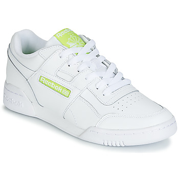 Shoes Low top trainers Reebok Classic WORKOUT PLUS MU White