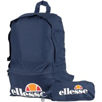 Bags Men Rucksacks Ellesse Rolby Backpack & Pencil Case blue