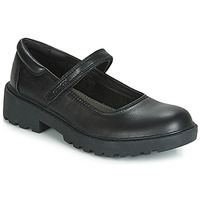 Shoes Girl Derby Shoes Geox CASEY GIRL  black