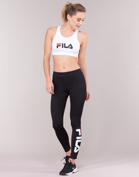 Clothing Women Leggings Fila FLEX LEGGINGS Black