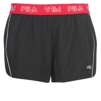 Clothing Women Shorts / Bermudas Fila WOMEN PENNY SHORTS Black