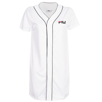 Clothing Women Short Dresses Fila Robin White