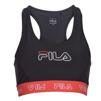 Clothing Women Sport bras Fila WOMEN LOLA SPORT BRA Black