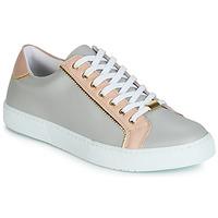 Shoes Women Low top trainers André BERKELITA Grey