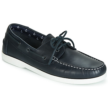 Shoes Men Boat shoes André BENDOR Marine
