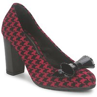 Shoes Women Heels Maloles CINTA Red / Black
