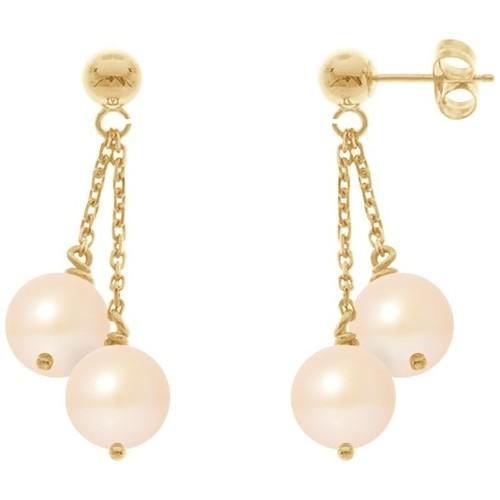 Watches & Jewellery  Women Earrings Blue Pearls BPS K394 W Multicolored