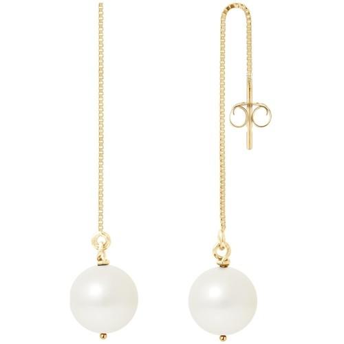 Watches & Jewellery  Women Earrings Blue Pearls BPS K395 W Multicolored