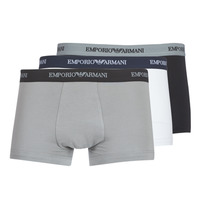 Underwear Men Boxer shorts Emporio Armani CC717-111357-02910 White / Black / Grey