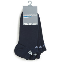 Clothes accessories Men Socks Emporio Armani CC134-300008-00035 Marine
