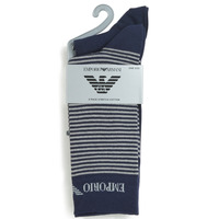 Shoe accessories Men Socks Emporio Armani CC114-302302-00035 Marine
