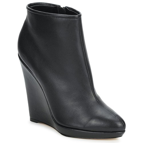 Shoes Women Shoe boots Bourne FONATOL Black