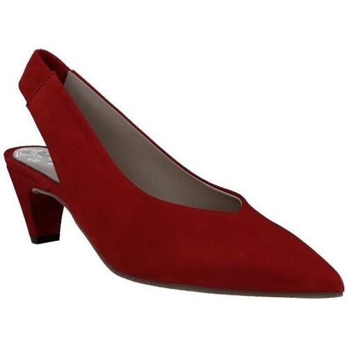 Shoes Women Sandals Pedro Miralles 13175 Zapatos de Vestir de Mujer red