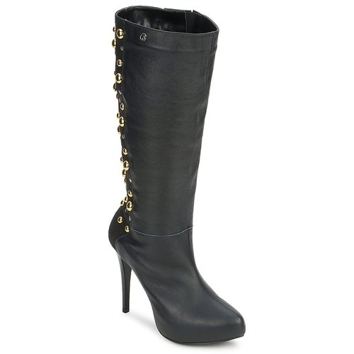 Shoes Women High boots Carmen Steffens 9112399001 Black