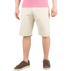 Clothing Men Shorts / Bermudas Gant Men's Relaxed Twill Chino Shorts, Beige beige