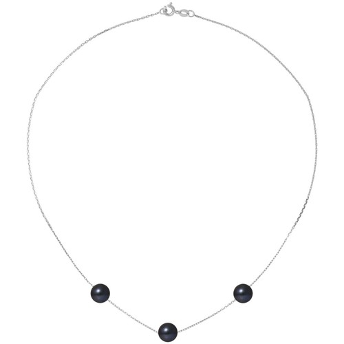 Watches Women Necklaces Blue Pearls BPS 0255 W - OB Multicolored
