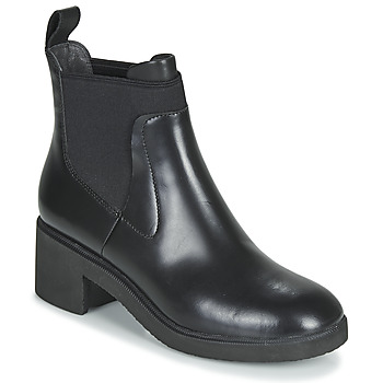 Shoes Women Mid boots Camper WONDER CHELSEA Black