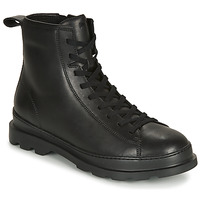 Shoes Men Mid boots Camper BRUTUS Black