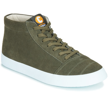 Shoes Men Hi top trainers Camper IMAR COPA Kaki