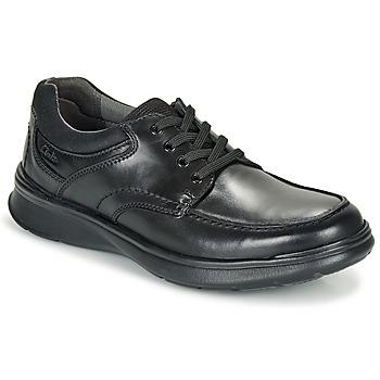 Shoes Men Derby Shoes Clarks COTRELL EDGE  black