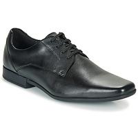 Shoes Men Derby Shoes Clarks Glement Lace  black
