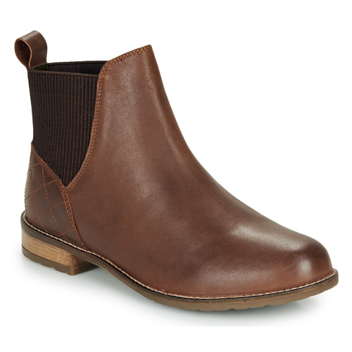 Shoes Women Ankle boots Barbour Hope Red