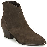 Shoes Women Ankle boots Ash HEIDI Brown