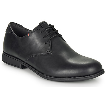 Shoes Men Derby Shoes Camper MIL3 Black