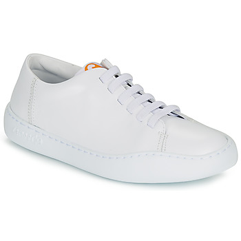 Shoes Women Low top trainers Camper PEU TOURING White