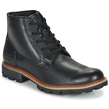 Shoes Men Mid boots Caterpillar Wayward Wp  black