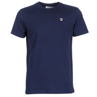 Clothing Men short-sleeved t-shirts Fila SEAMUS Marine