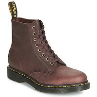 Shoes Men Mid boots Dr Martens 1460 PASCAL Brown