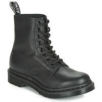 Shoes Mid boots Dr Martens 1460 PASCAL MONO Black