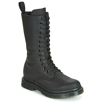 Shoes Women High boots Dr Martens 1914 KOLBERT TALL SNOWPLOW WP Black