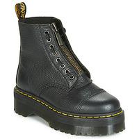 Shoes Women Mid boots Dr Martens SINCLAIR AUNT SALLY Black