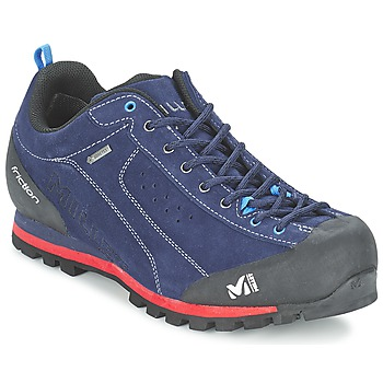 Shoes Men Low top trainers Millet FRICTION GTX Blue / Red