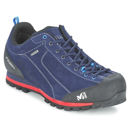 Shoes Men Walking shoes Millet FRICTION GTX Blue / Red
