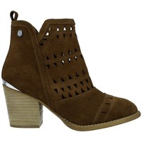 Shoes Women Ankle boots Carmela Shoes Carmela 66696 Botines Camperos de Mujer brown