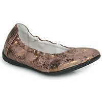 Shoes Girl Flat shoes Ramdam LIBRE Bronze