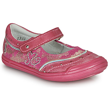 Shoes Girl Flat shoes GBB ILEANA Pink
