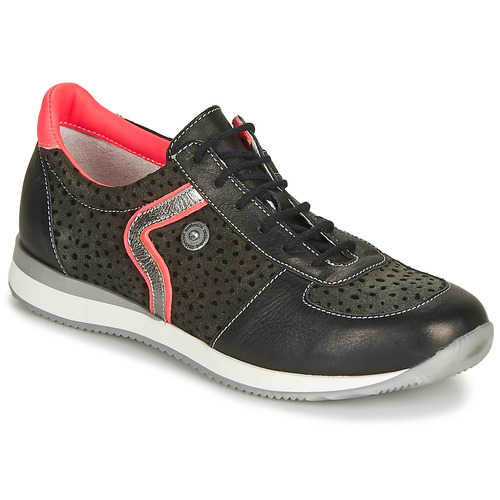 Shoes Girl Low top trainers Catimini CISTUDE Black